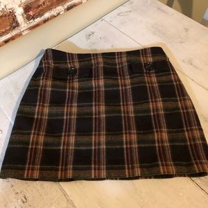 Michael Kors Wool Blend skirt